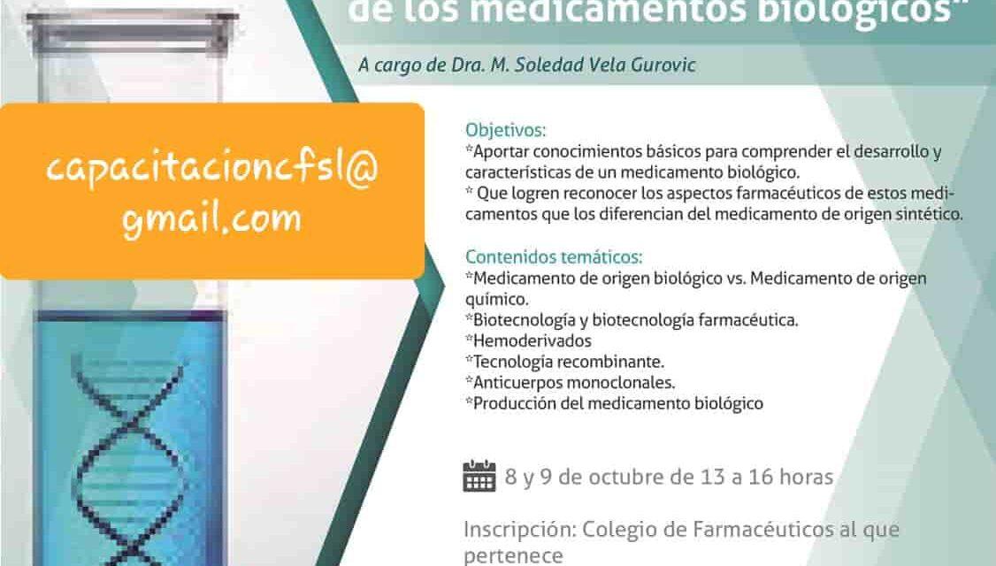aspectos farmaceuticos de los medicamentos biologicos