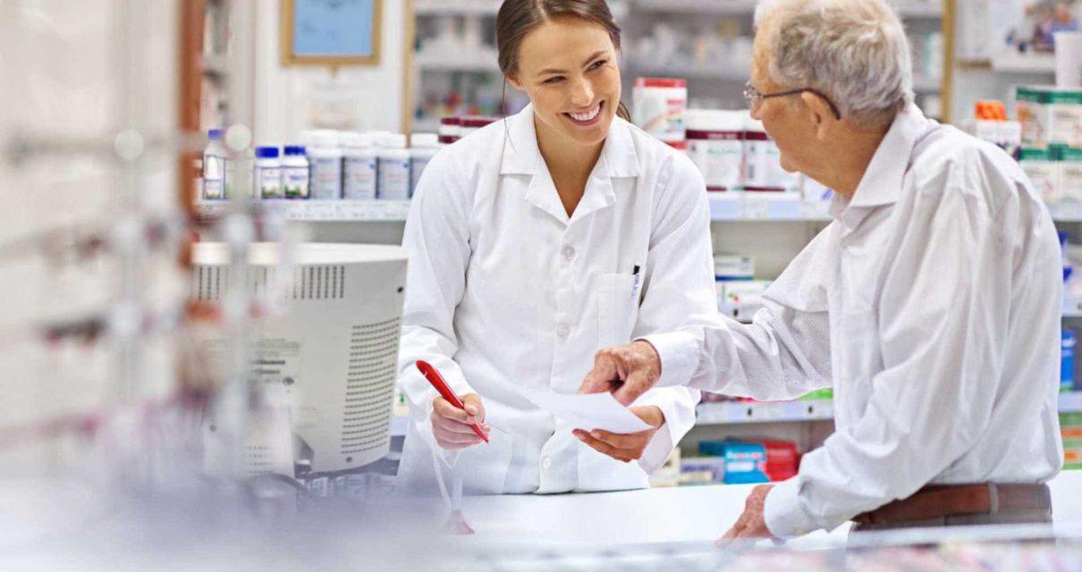 Busqueda Profesional Farmaceutico